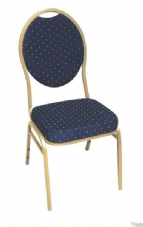 Jordon Stacking Conference Chair in Blue
